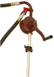 ROTARY HAND PUMP WITH HOSE