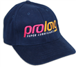 BLUE PROLONG HAT W/COLOR LOGO