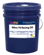 5 GAL NITRO 70 RACING OIL WITH AFMT*